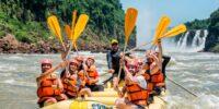 Rafting en las Cataratas del Iguazú