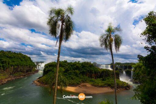Fotografías de las Cataratas del Iguazú - Circuito Inferior del Parque Nacional Iguazú
